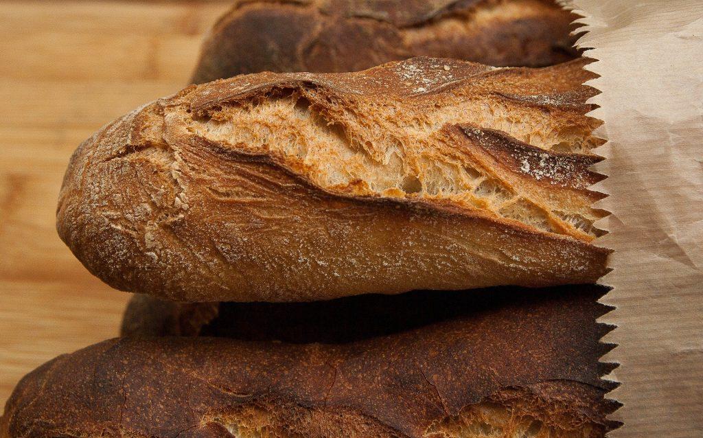 Recette de baguette de pain artisanale